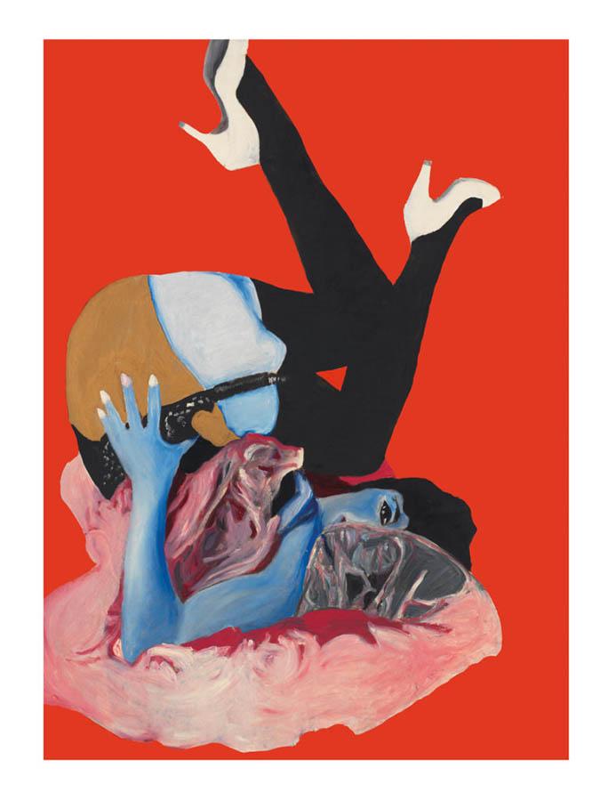 rosalyn drexler - mulheres na Pop Art
