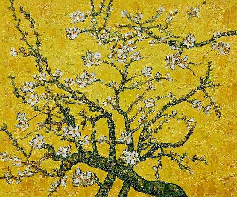 yellow-branches-of-an-almond-tree-in-blossom-yellow