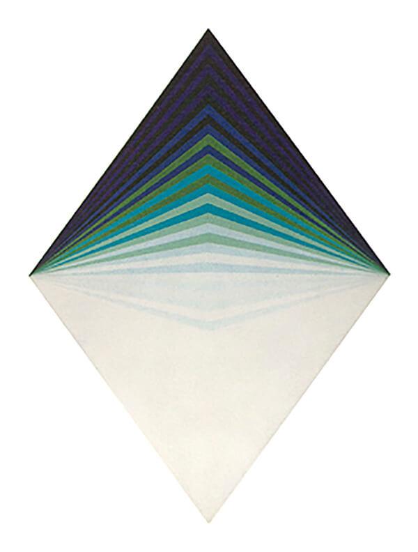 Afinidade Gradual I - 1970