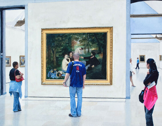 quanto tempo arte