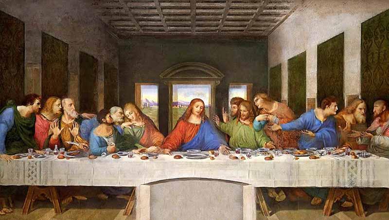 Da Vinci e Michelangelo
