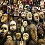 African Masks Photo- Steve Evans