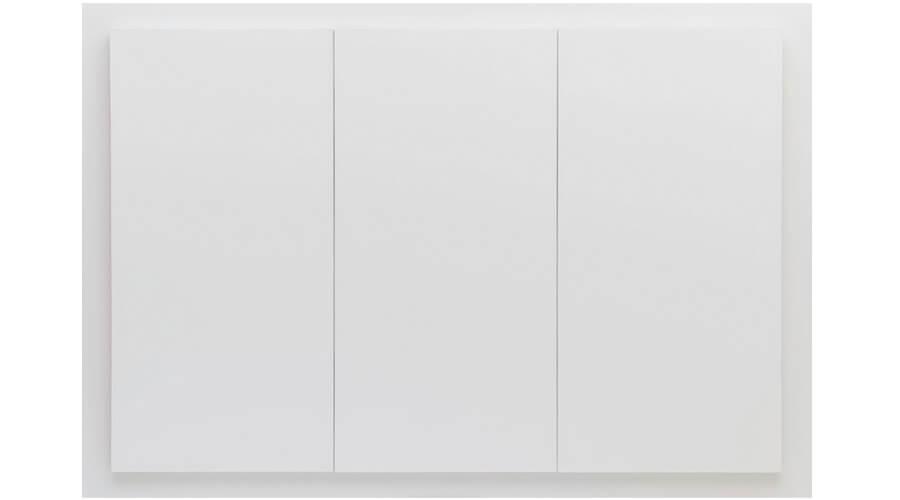 White Painting, 1951   Robert Rauschenberg