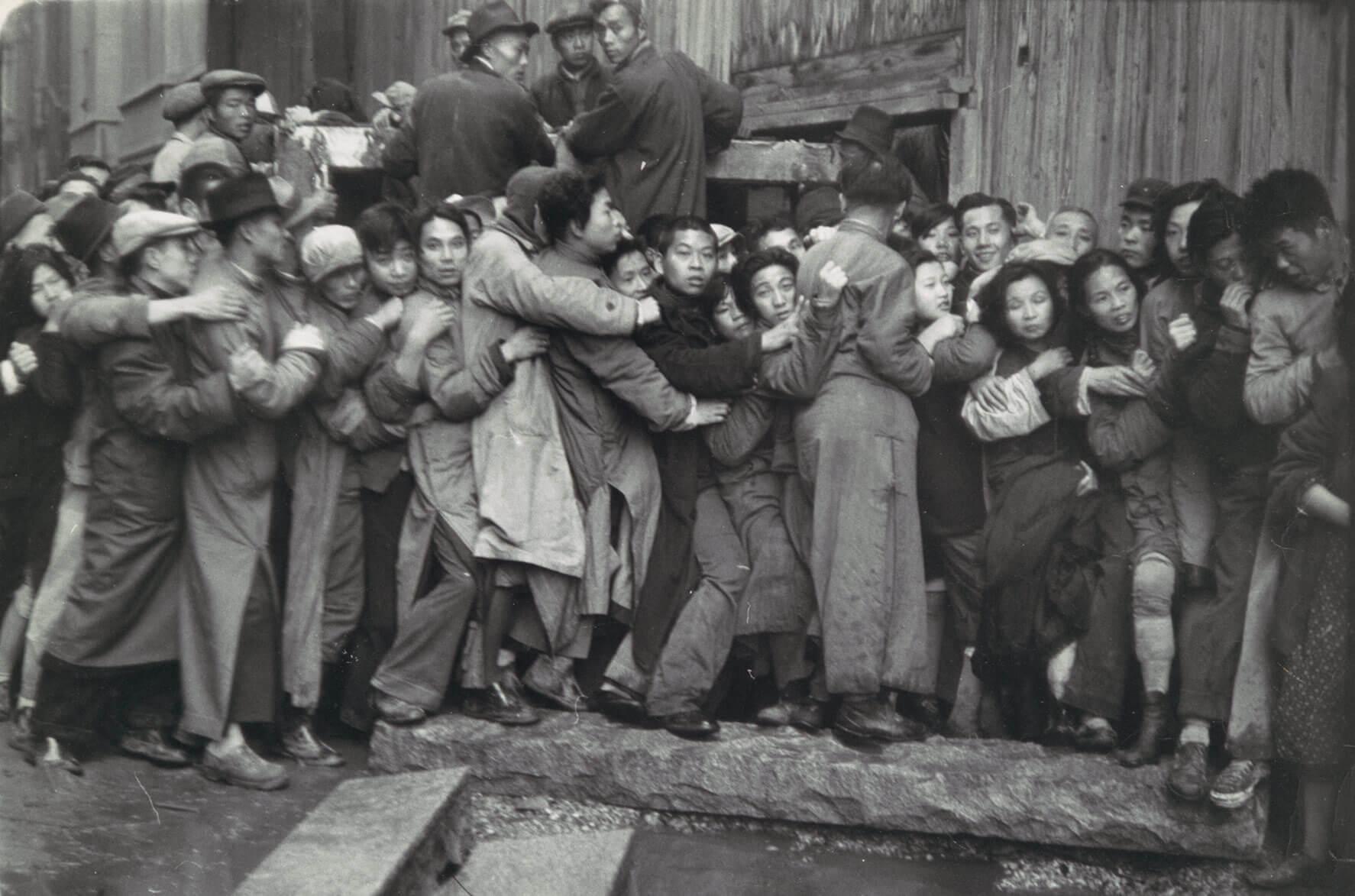 Shanghai, China, 1948