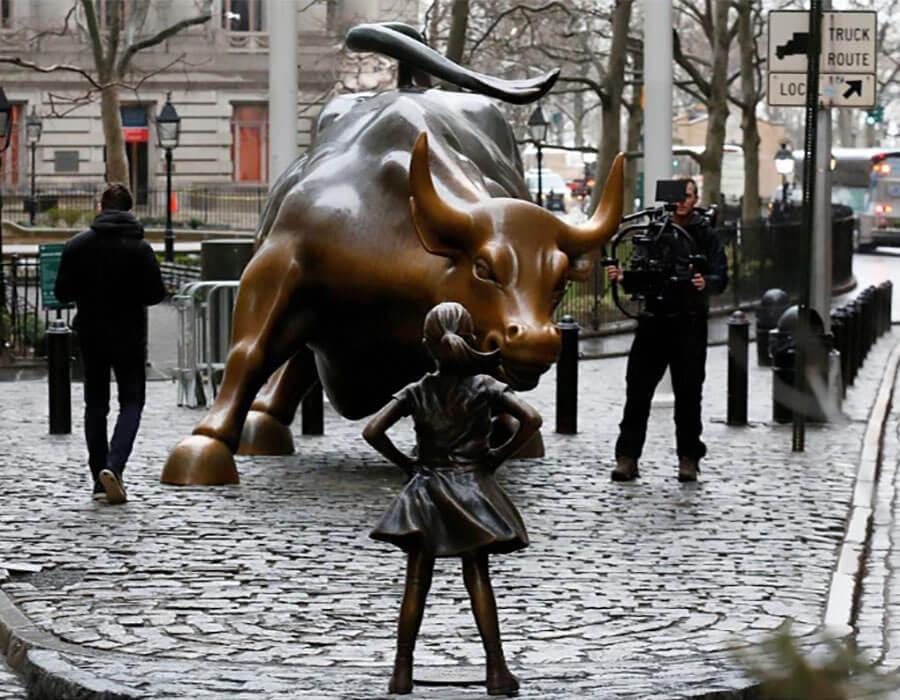 A destemida garotinha que resolveu enfrentar a força e o poder americano