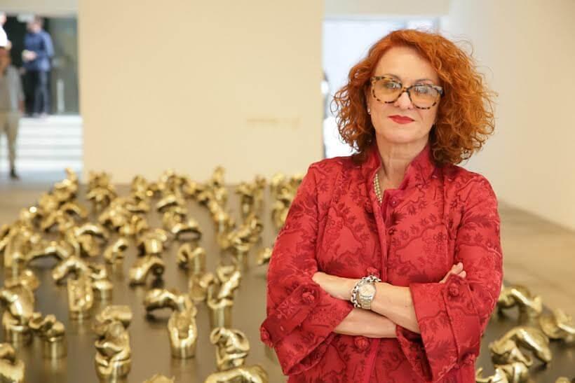 Marga Pasquali (galerista) – Bolsa de Arte