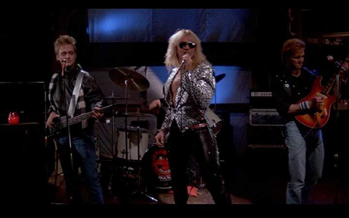 rock; Entrada para o Inferno (1987)