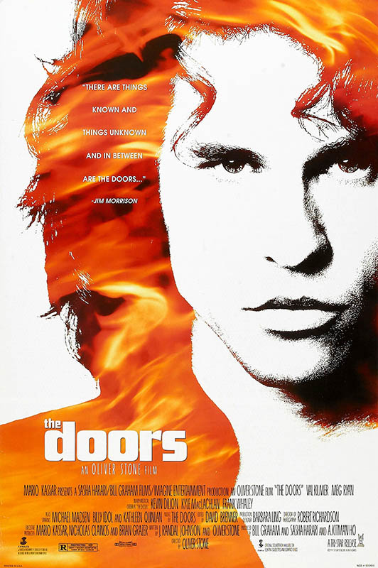 rock; The Doors (1991)
