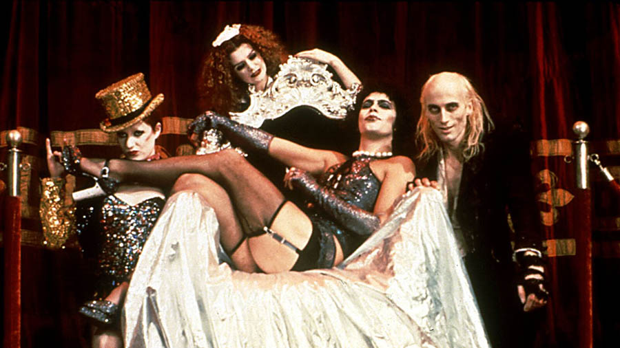 rock; The Rocky Horror Picture Show