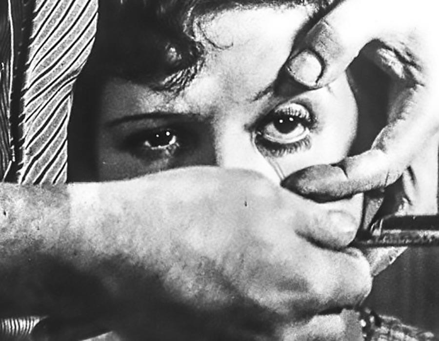 O Cão Andaluz, de Luis Buñuel