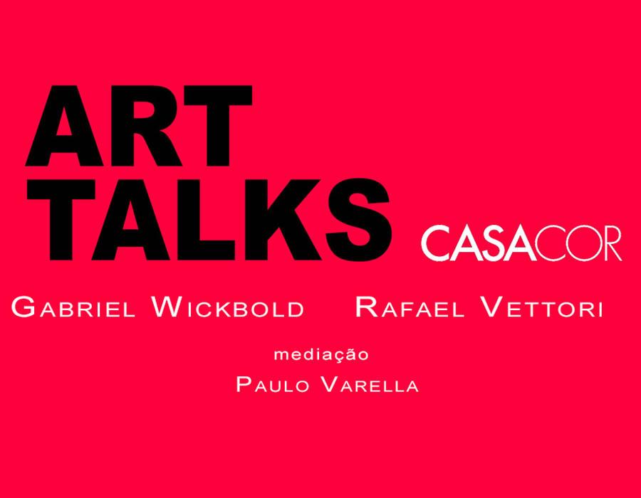 Art Talks sobre empreendedorismo na arte