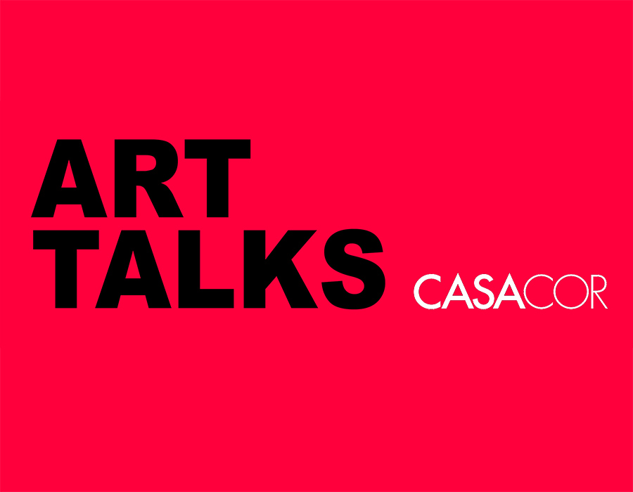 O Grafitti no Art Talks da Casa Cor, dia 13/7 as 19h