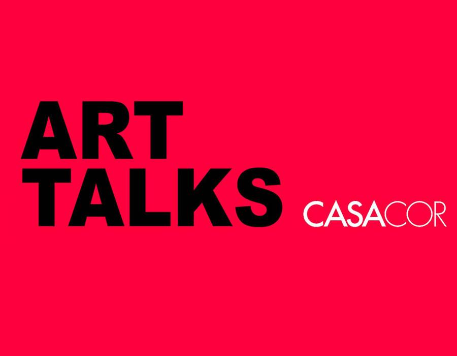 Pedro Ariel e Paulo Von Poser no Art Talks