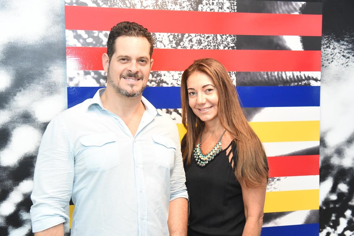 Andre Macruz e Kelly Macruz