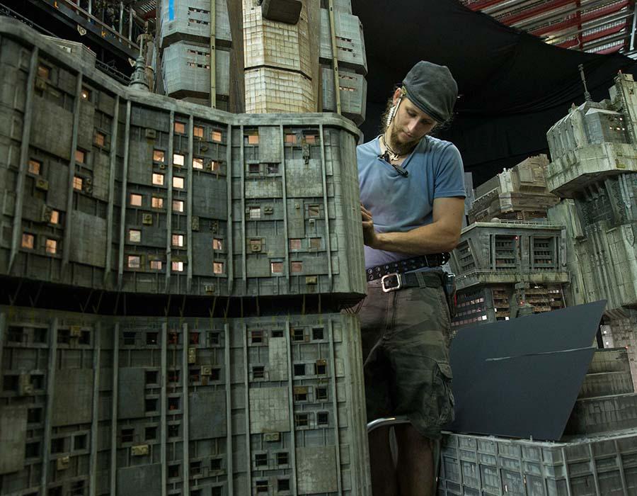 Blade Runner 2049: Como foram feitas as miniaturas