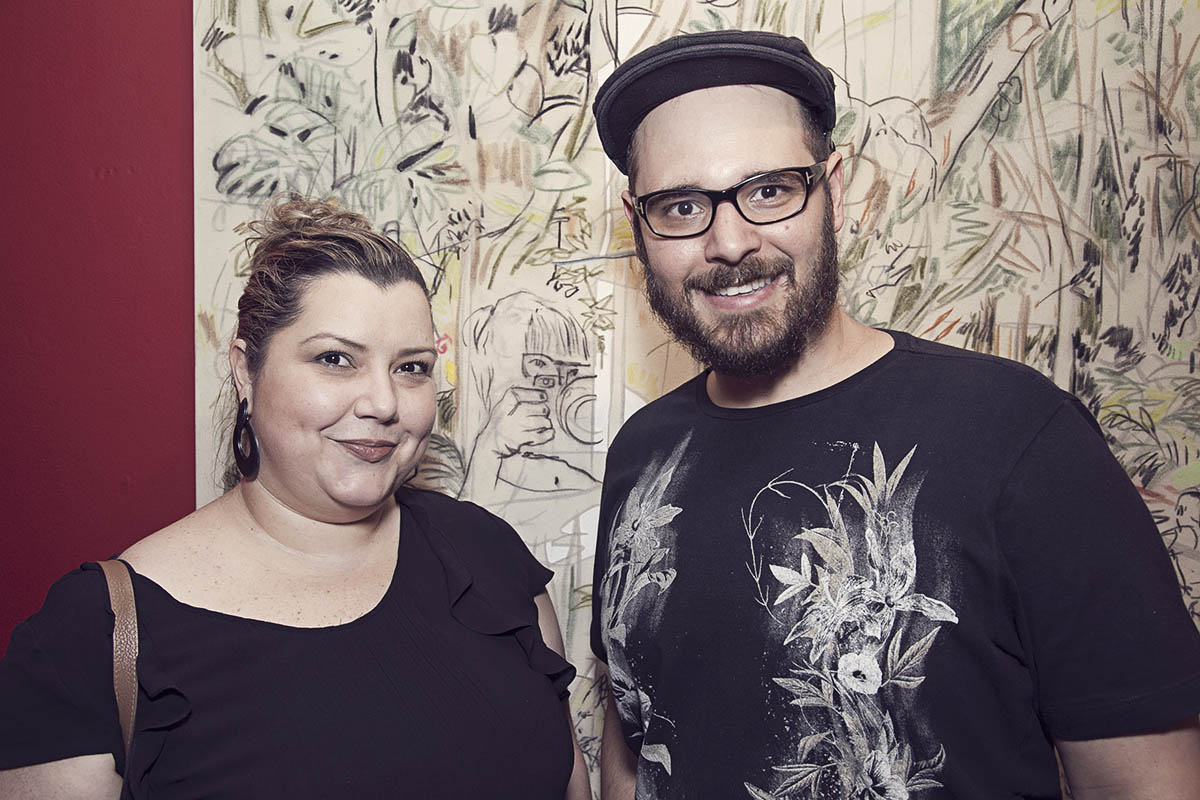 Fernanda Gomes e @faduled