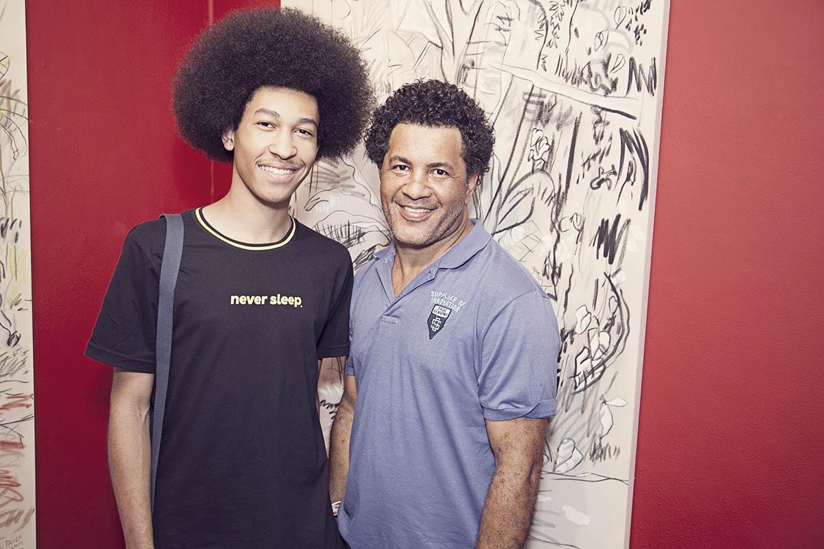 Pedro e Luiz Martins