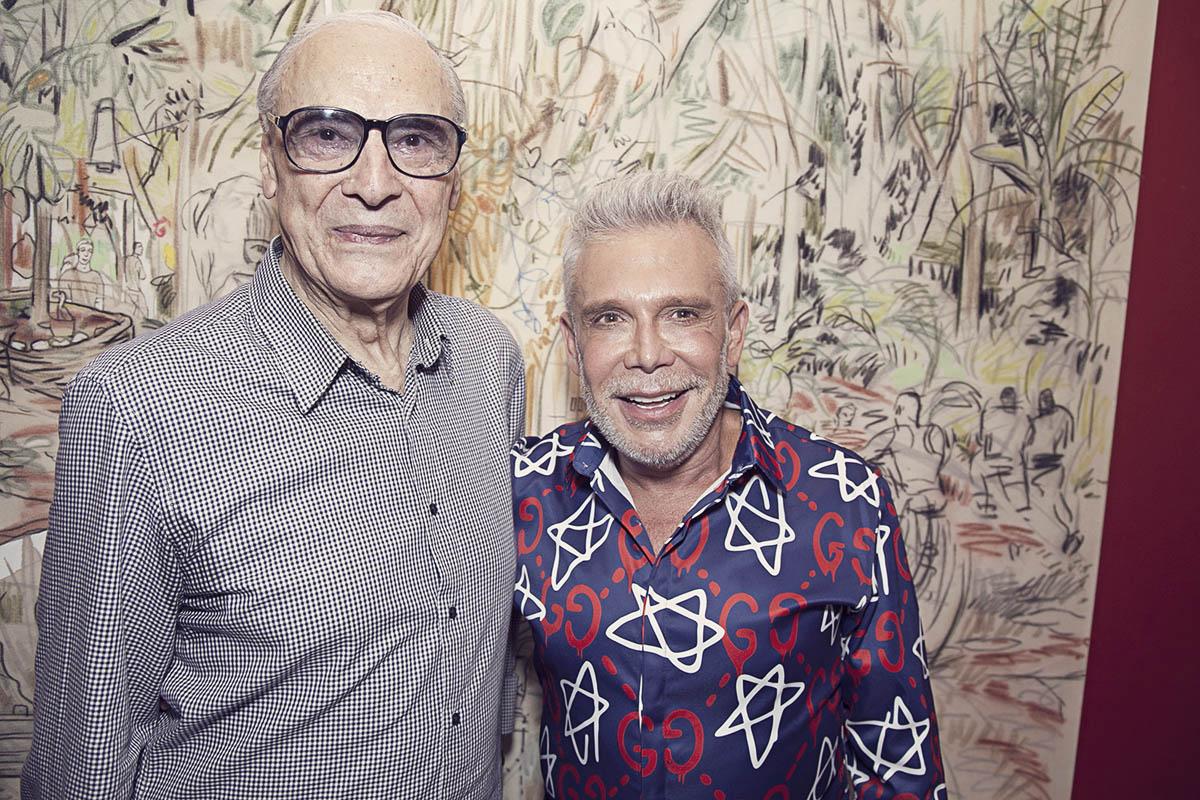 Ugo Castellana e Leo Shehtman