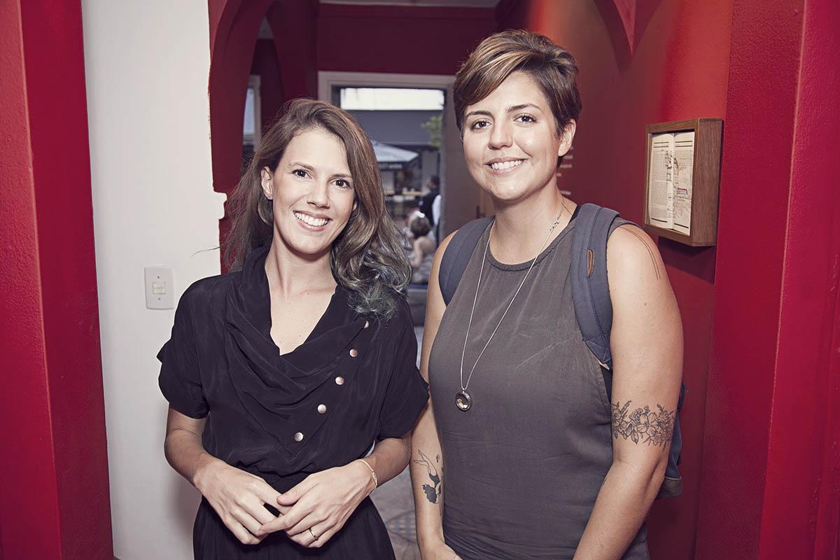Vivian Villanova e Giovanna Giordano
