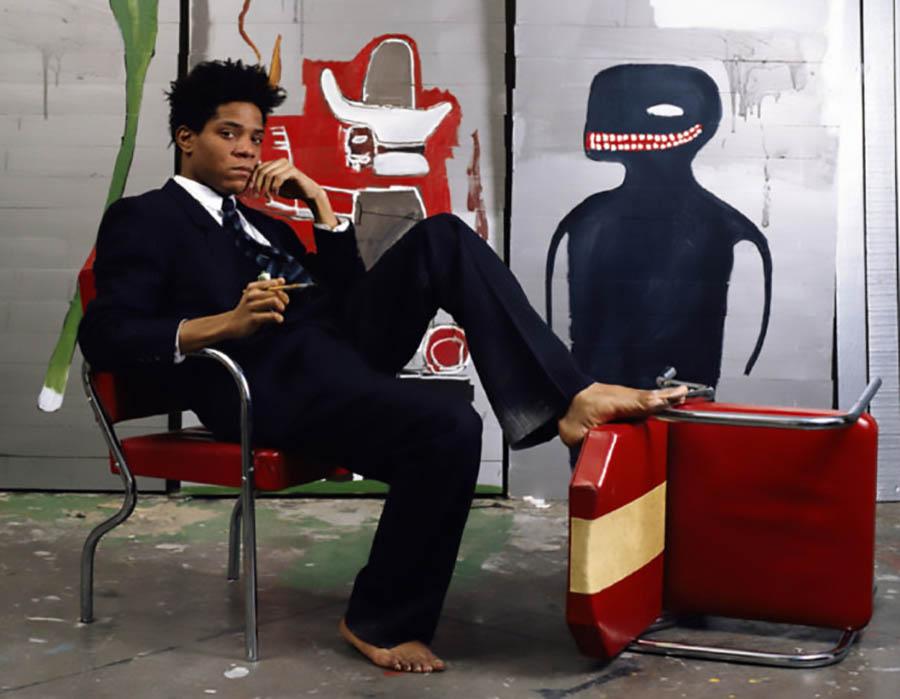 Basquiat, da street art ao neoexpressionismo