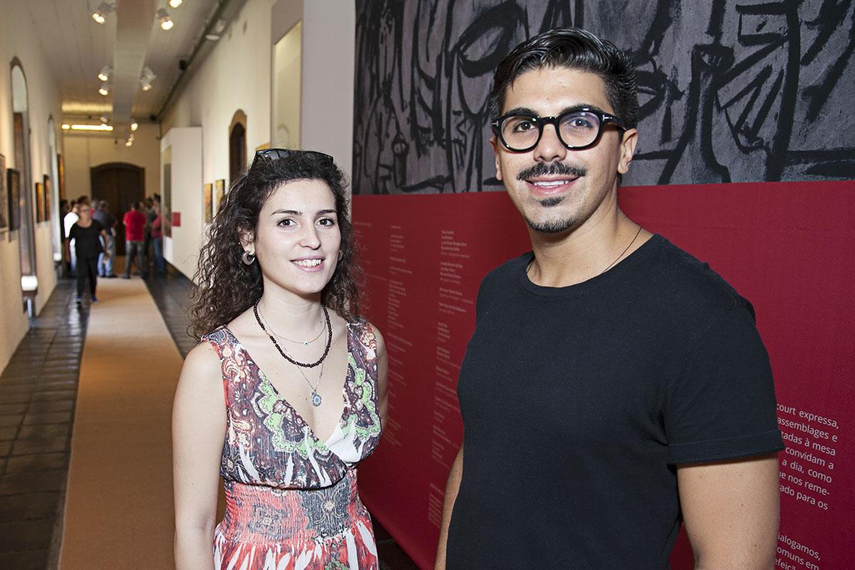 Agnese Fabbiani e Ian Duarte Lucas