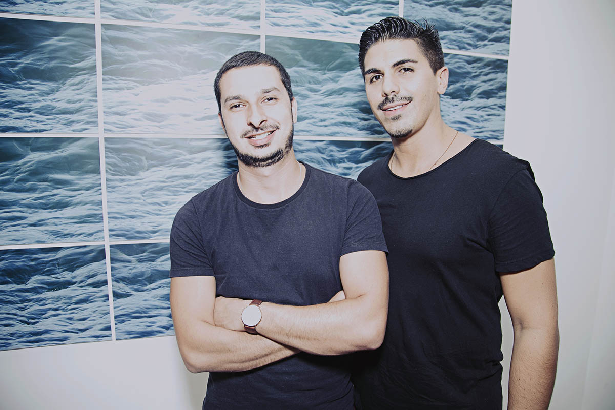 Allann Seabra e Ian Duarte Lucas