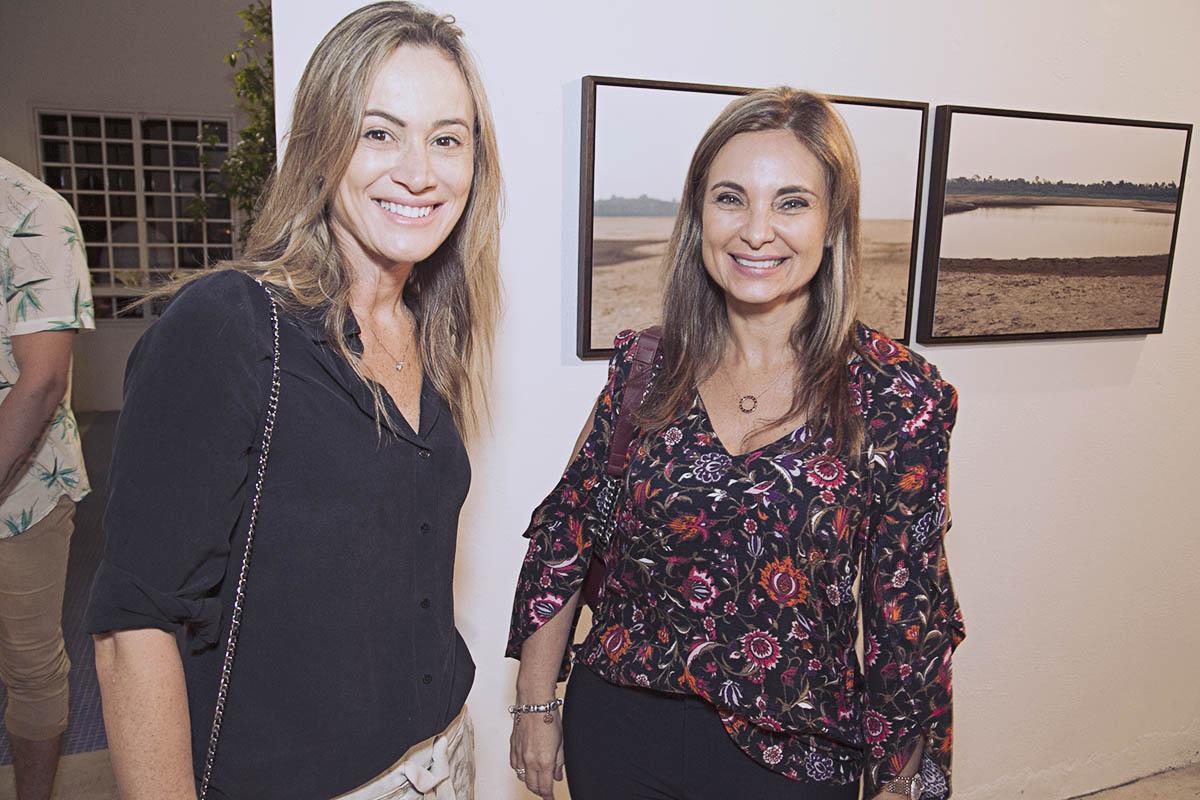 Fernanda Baggio e Diane Marinho