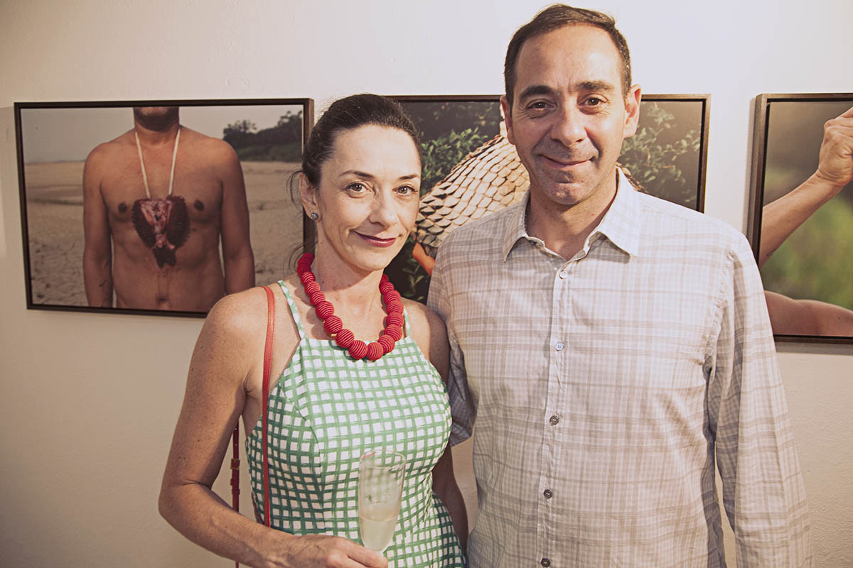 Heloisa e Claudio Trincanato