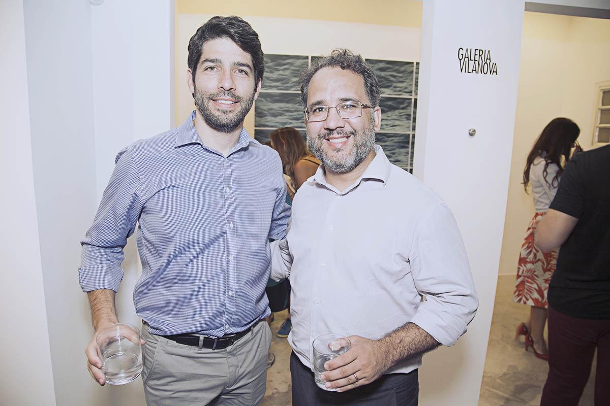Marcelo Miranda e Fernando Costa e Silva