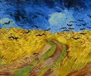 A última obra de Van Gogh
