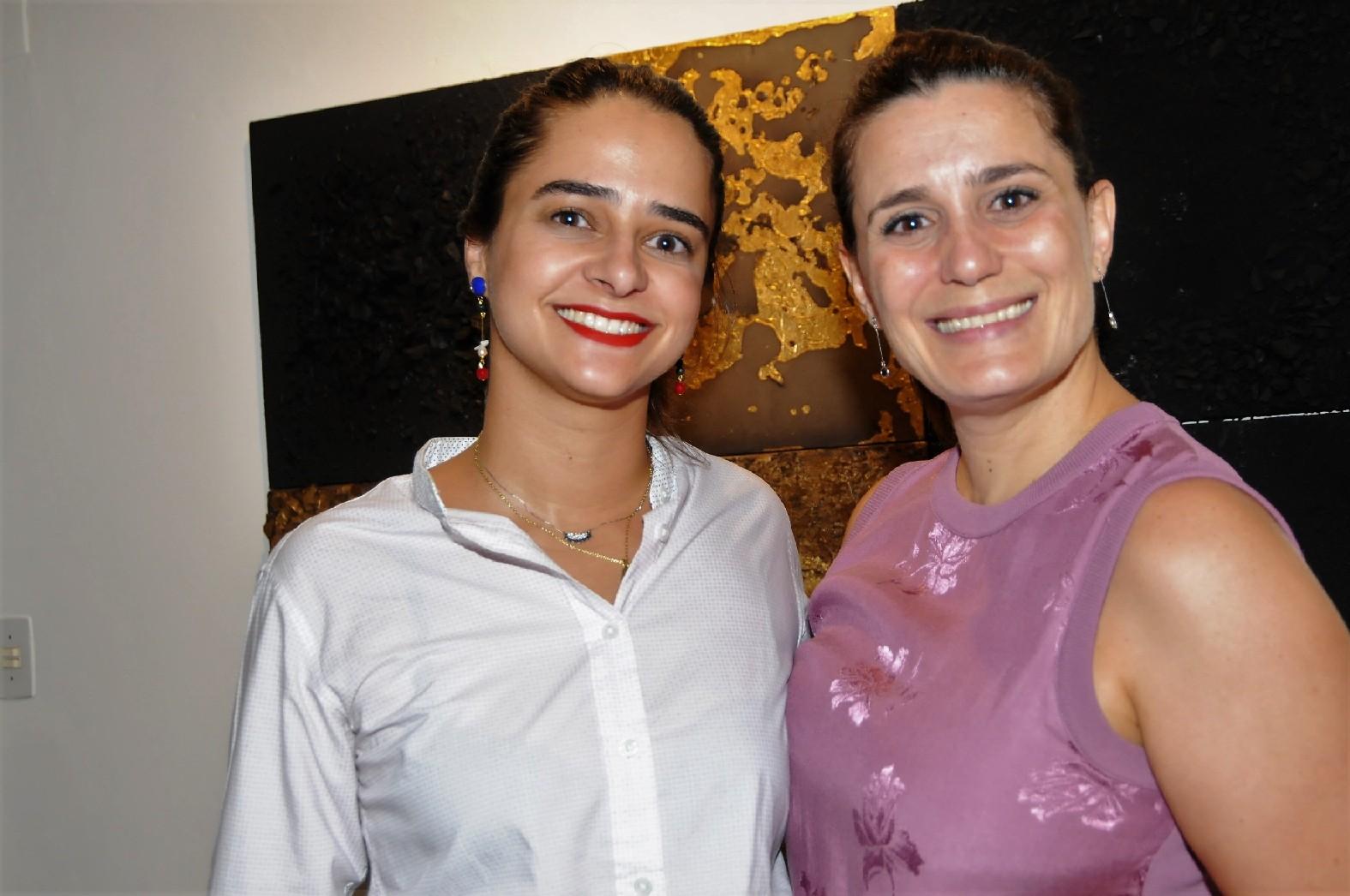 Carolina Orberg e Adriana Rossatti (1)