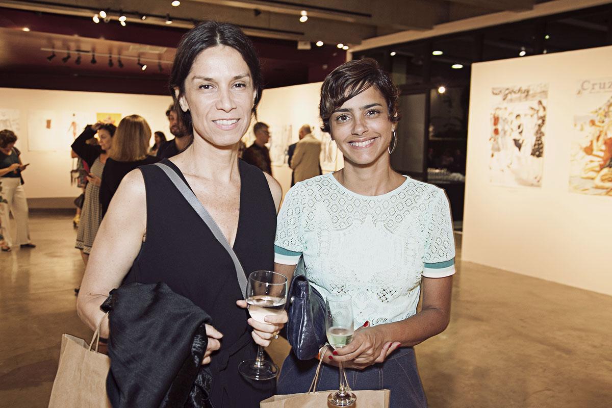 Luciana Castro e Luciana Oncken