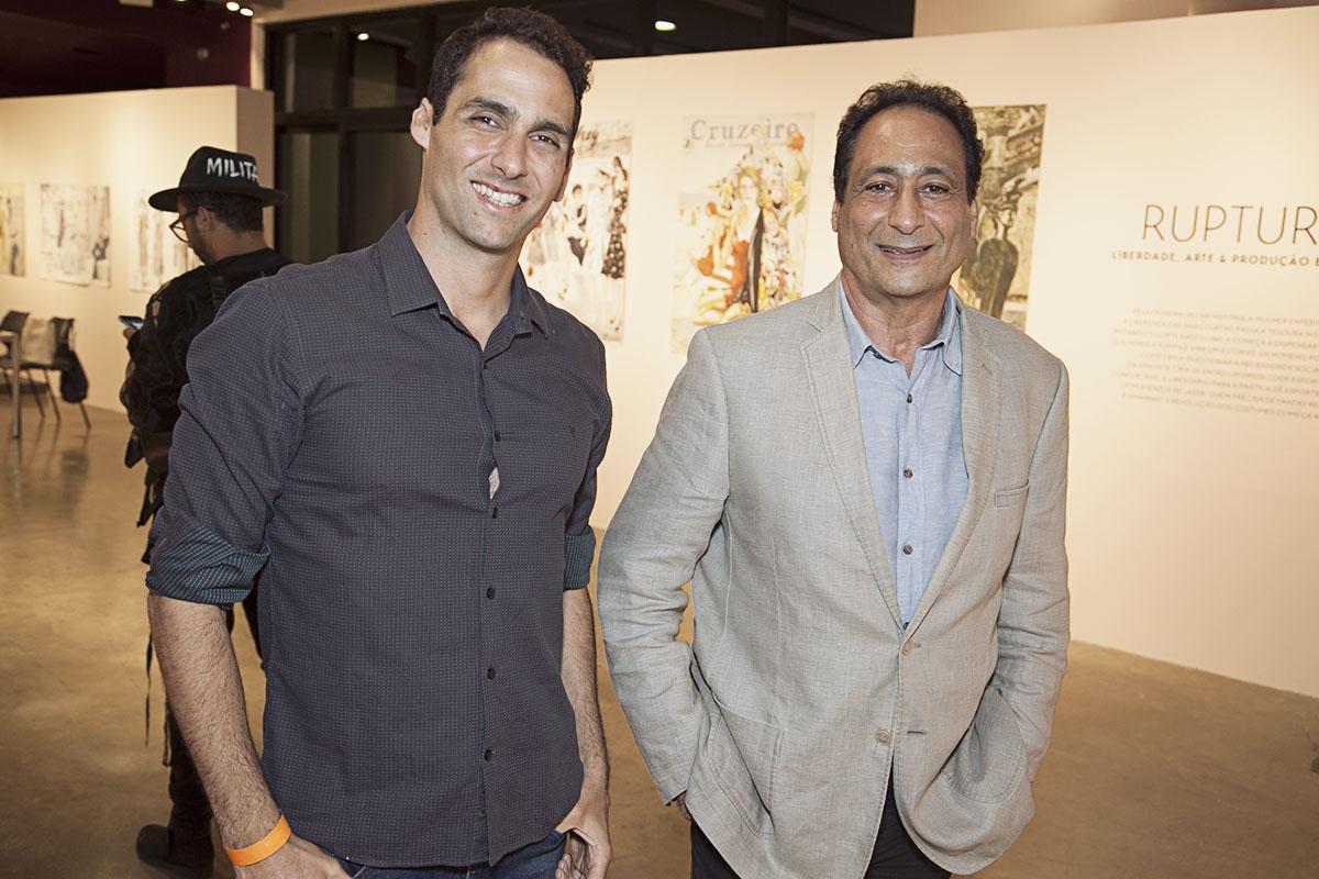 Miguel Alonso Gonzalez Neto e Miguel Alonso