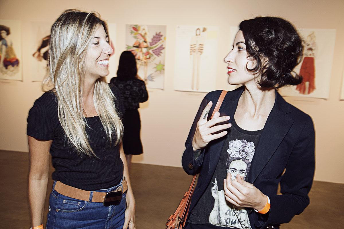 Stephanie Klovrza e Silvia Henz