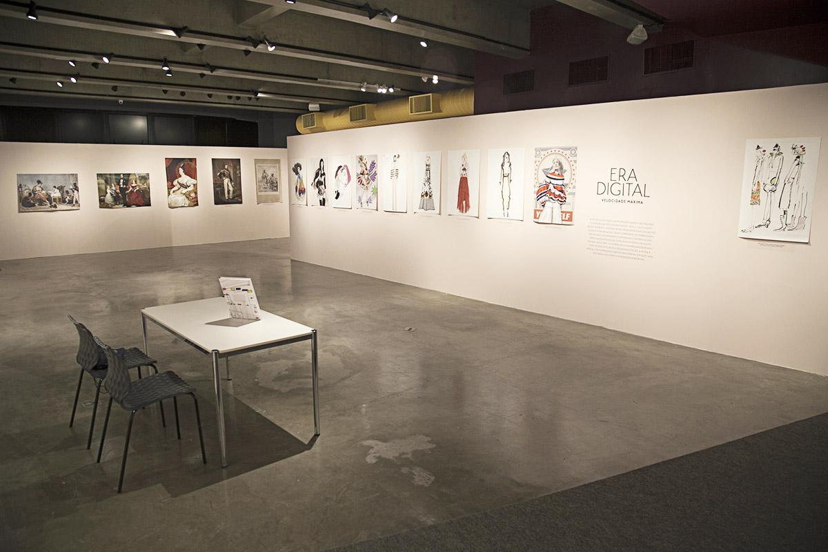exposição Moda Ilustrada.2