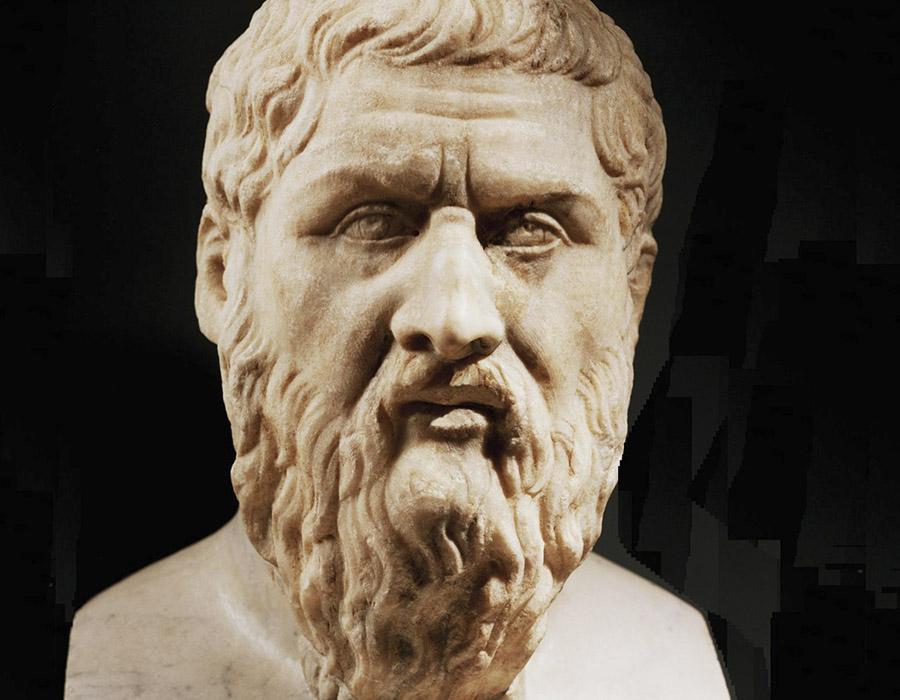 Quer ler os trabalhos completos de Platão? clique aqui