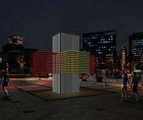 As obras do artista Muti Randolph em São Paulo