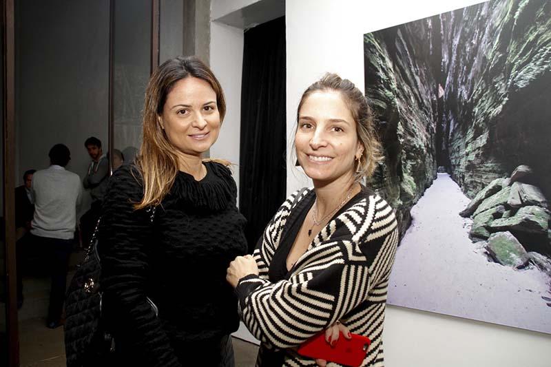 Fernanda Menezes e Cristina Caiuby