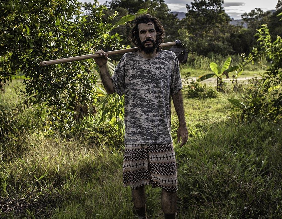 """O """"Sertão Expandido"""" de Kboco no museu Afro/SP"""