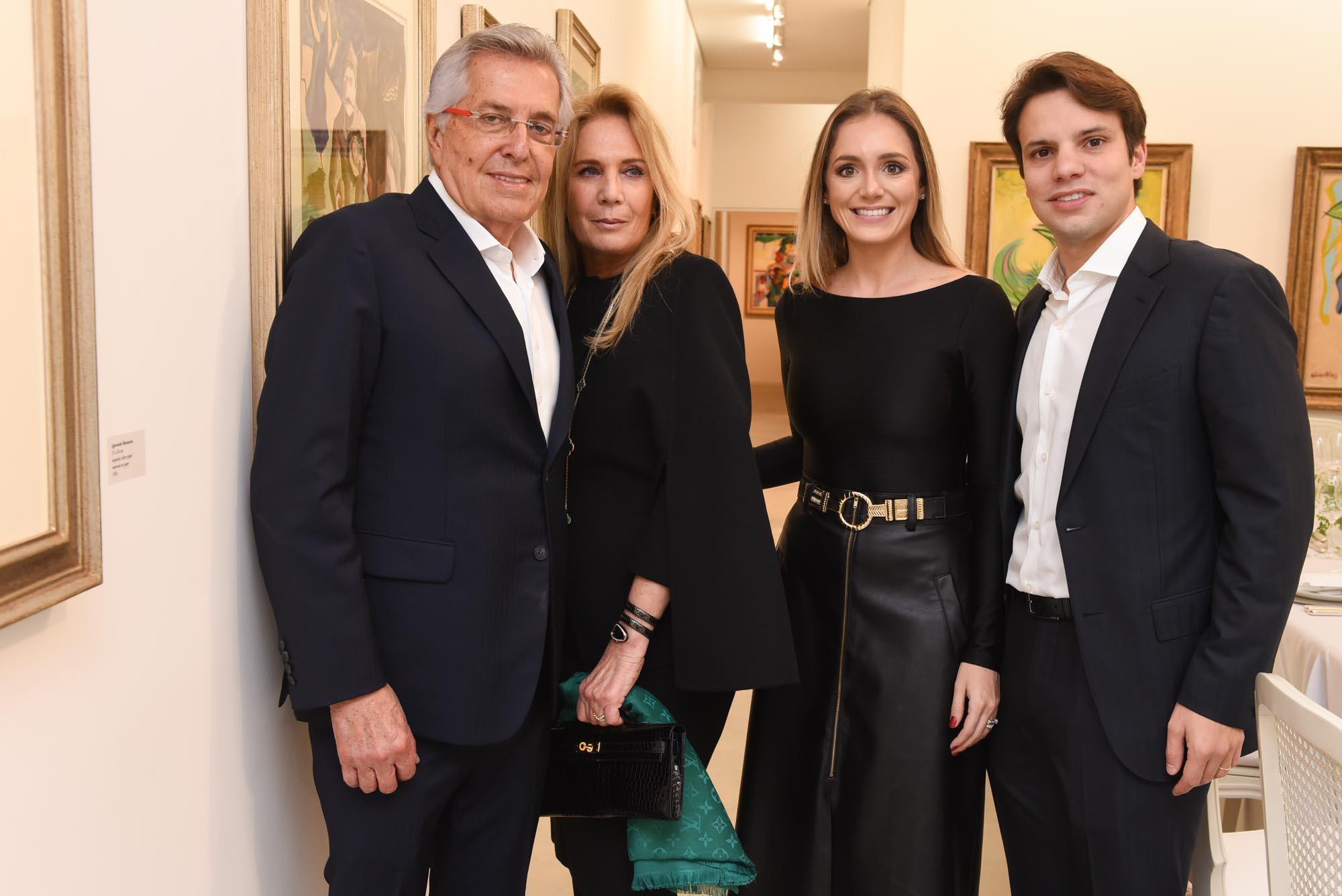 Marcos Ribeiro e Odine Simon, Guilherme e Alessandra Assis_104