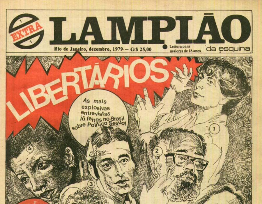 O Jornalismo Gay na ditadura, conheça aqui
