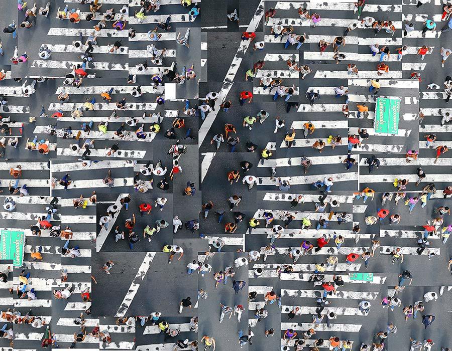 O erro, a rua no Ateliê da Imagem