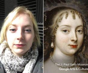 O Art Selfie, o app que encontra um quadro parecido com você. Veja aqui