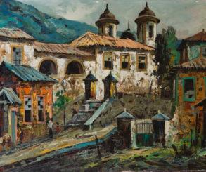 A obra de Durval Pereira