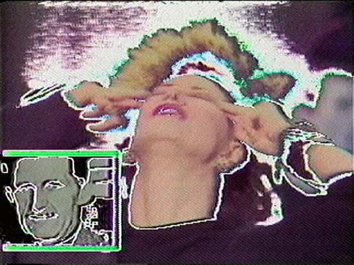 Arte Digital - Good Morning Mr Orwell,1984