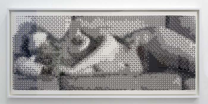 Arte digital - young nude