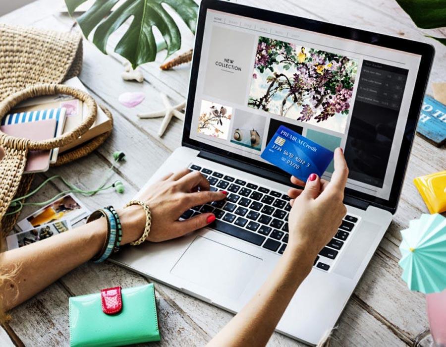 comprando arte online