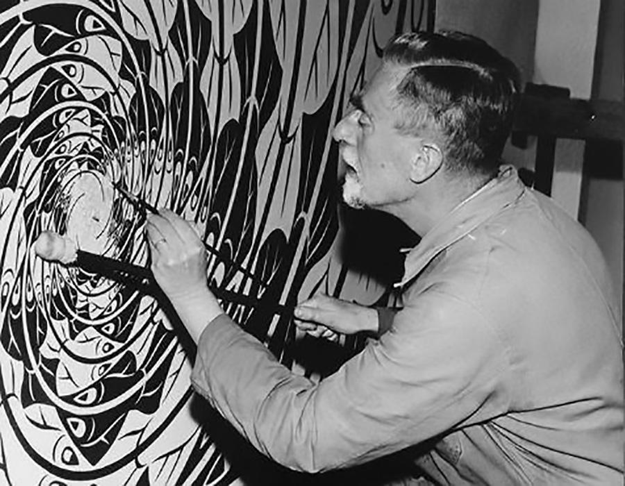 Conheça o mundo de Escher em uma rara entrevista