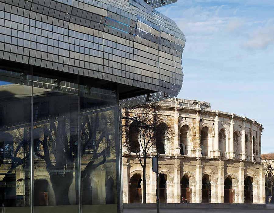Musée de la Romanité: Conheça o museu projetado por uma brasileira