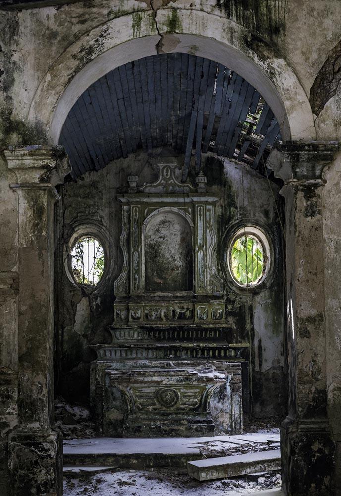 açucar sobre a capela
